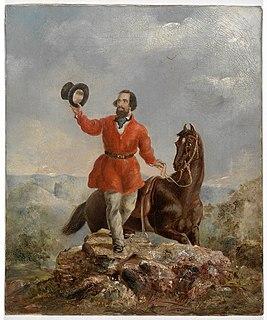 Edward Hargraves Australian gold prospector