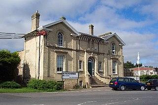 Harleston railway station