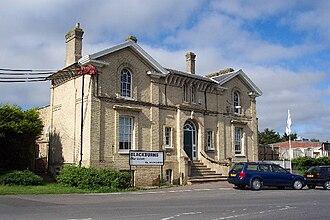Waveney Valley line - Harleston Station
