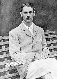 Harold Mahony British tennis player