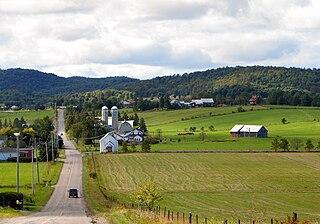 Harrington, Quebec Township municipality in Quebec, Canada