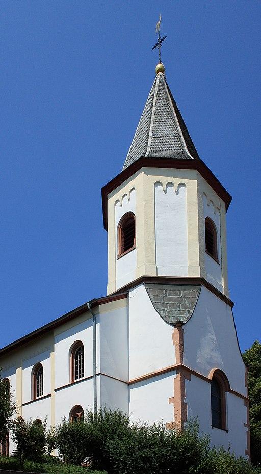 Harxheim Evangelische Pfarrkirche 20100714