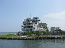 Hatteras rental home.JPG