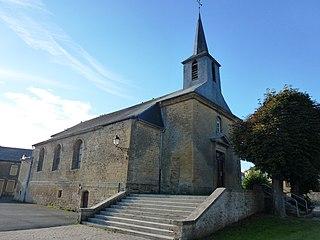 Haudrecy Commune in Grand Est, France