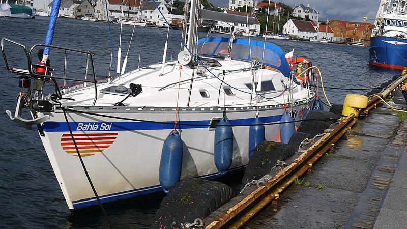 File:Haugesund - Moja łajba na 2 tygodnie.. - panoramio.jpg