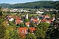 Hauingen...Ev-Kirche...Entenbad. - panoramio.jpg