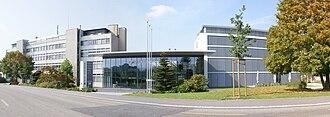 Securitas (Swiss security company) - Headquarters of Securitas Group in Zollikofen.