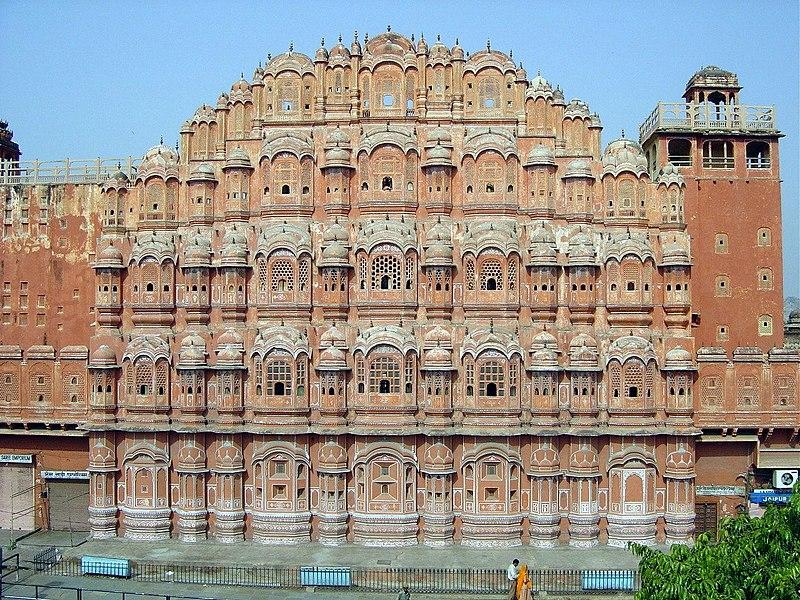 File:Hawa Mahal Jaipur.jpg