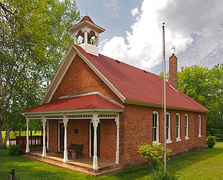 Hay Lake School United States historic place