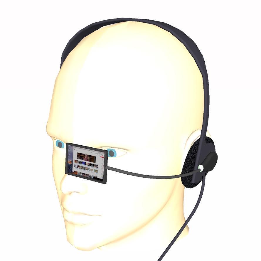 Headset computer