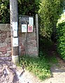 Heaton Parish Notice Board - geograph.org.uk - 458841.jpg