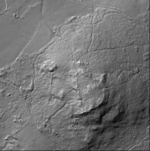 File:Heightmap of Trencrom Hill.png