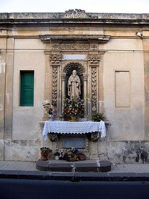 Veneration - Veneration in Noto St Conrad of Piacenza (San Corrado)