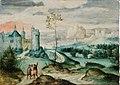 Henri Bles - Landschap met ontmoeting op de weg naar Emmaus - Paysage avec rencontre sur le chemin d'Emmaus - Fonds Tilmon - Koning Boudewijnstichting - Fondation Roi Baudouin.jpg