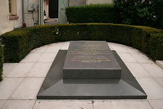 Henri Sellier - Tomb of Henri Sellier in the Cimetière Carnot in Suresnes