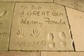 Henry Fonda's hand and footprints, Grauman's Chinese Theatre, Los Angeles, California LCCN2010630040.tif