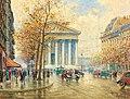 Henry Malfroy - Place de la Madeleine, Paris.jpg