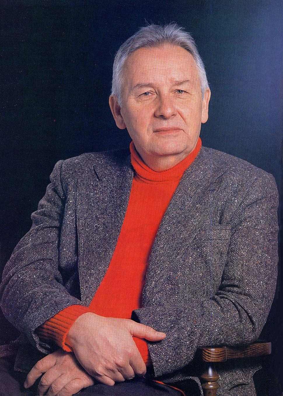 Henryk Miko%C5%82aj G%C3%B3recki Polish composer