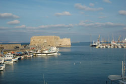Heraklion le port.JPG