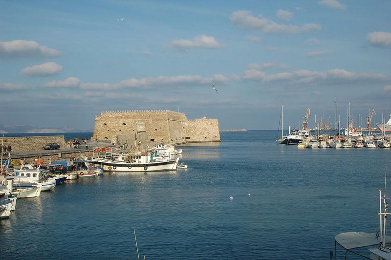Ираклион - остров Крит