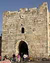 Herods Gate Jerusalem