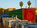 Hey Watermelon Man, What Have You Done to the Shipping Container^ 2013 - panoramio.jpg