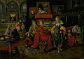Hieronymus Francken II - The Parable of the Wise and the Foolish Virgins - KMS3013 - Statens Museum for Kunst.jpg
