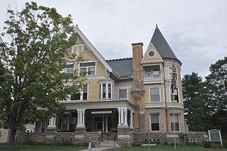 Gov. John Butler Smith House