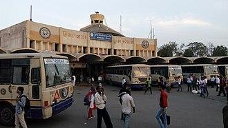 Himatnagar - Himmatnagar bus station