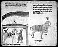 Hindi Manuscript 191, fols 80 verso 81 recto Wellcome L0024273.jpg