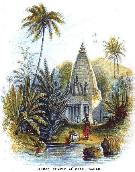 File:Hindoo Temple at Gyah, Bahar (IV, 1847, Vignette) - Copy.jpg