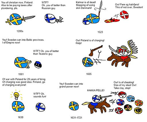 History of Sweden - Part 1