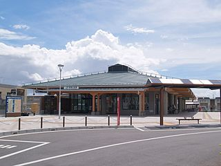Hitachi-Ōta Station
