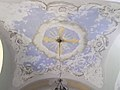 Holy Trinity church, painted ceiling, 2017 Bicske.jpg