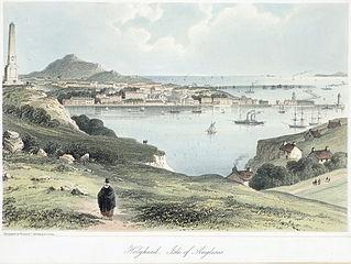 Holyhead, Isle of Anglesea