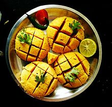 Dhokla wikipedia types of dhoklaedit forumfinder Images