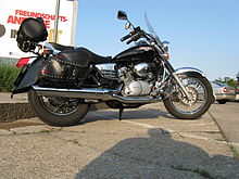 Honda Shadow Wikipedia La Enciclopedia Libre