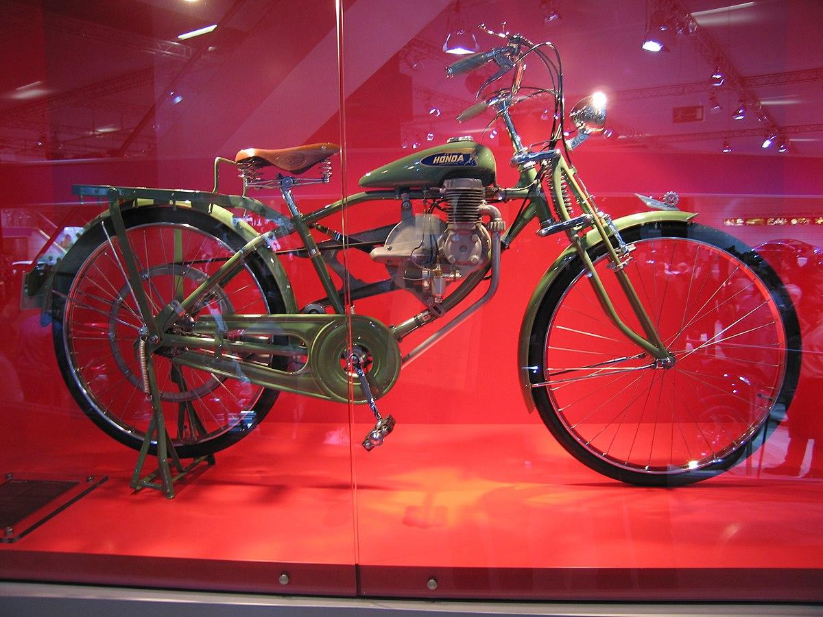 Honda Motorfiets Wikipedia 1970 75cc Motorcycle