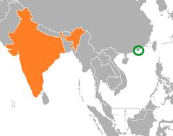 Hong Kong India Relations Wikipedia