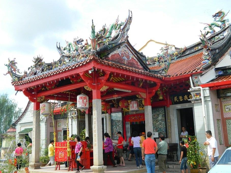 Hong San Si 鳯山寺 - panoramio