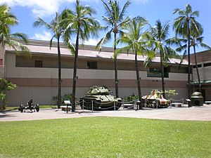 Fort DeRussy Military Reservation - U.S. Army Museum of Hawaiʻi at Fort DeRussy