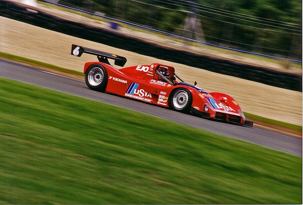 Horag Hotz Ferrari 333 SP