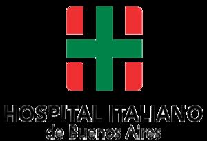 Hospital Italiano de Buenos Aires - Image: Hosp italiano logo