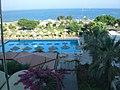 Hotel Blue Sea Beach, Pool 1 View - panoramio - Watercooledasusfreak.jpg