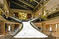 Hotel Keihan Universal Tower atrium lobby 20120323-001.jpg
