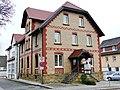 """Hotel Restaurant """"Zur Eisenbahn"""", Renningen - panoramio.jpg"""