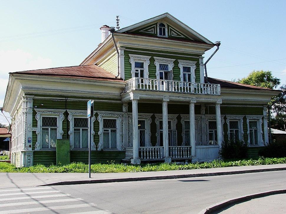 House Zasetskih 6