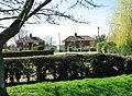 Houses in the Crescent, Hethersett - geograph.org.uk - 2322561.jpg