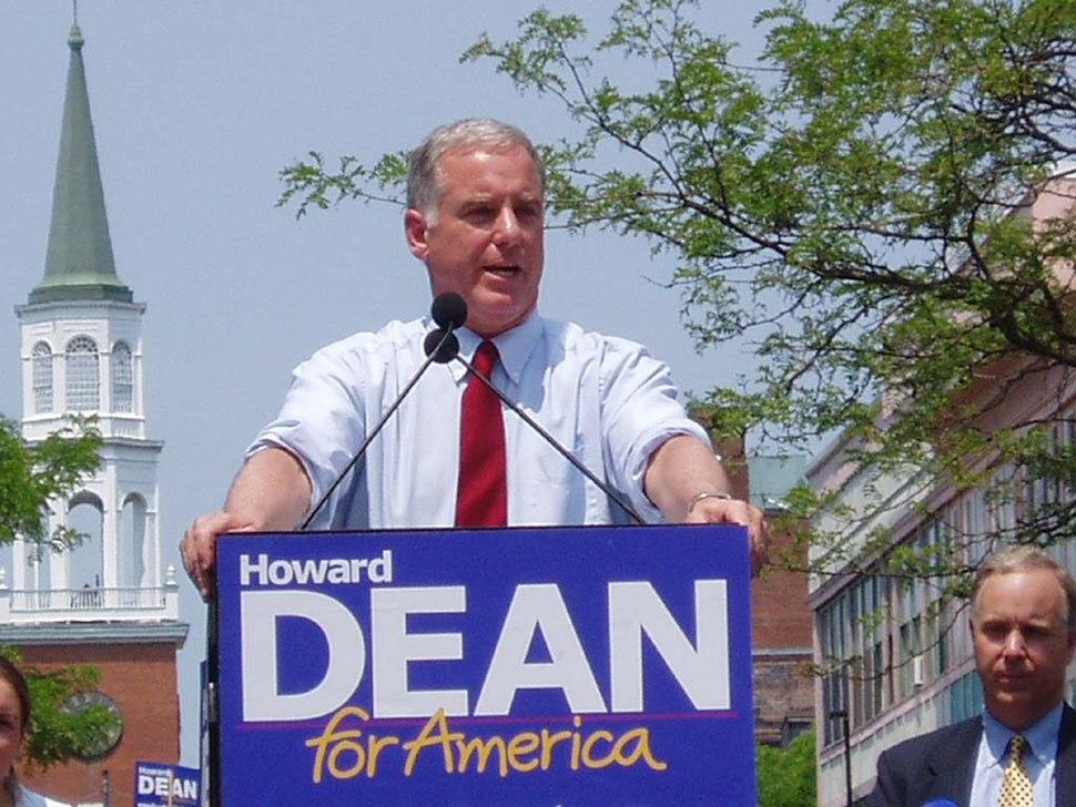 Howard Dean declaration of candidacy June 2003