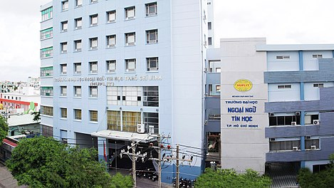Ho Chi Minh City University of Foreign Languages and